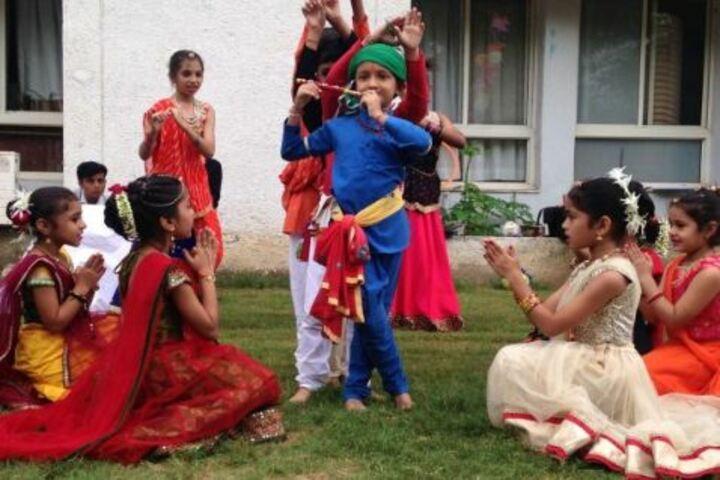 Podar World School-Festival Celabrations
