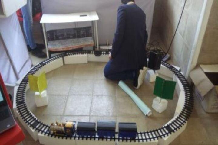 Podar World School-Science Exhibition