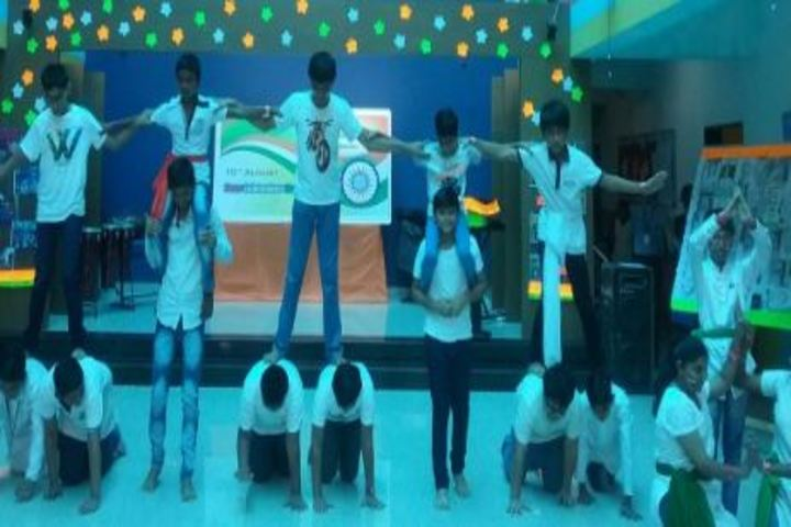 Podar World Schools-Independence Day Celebration