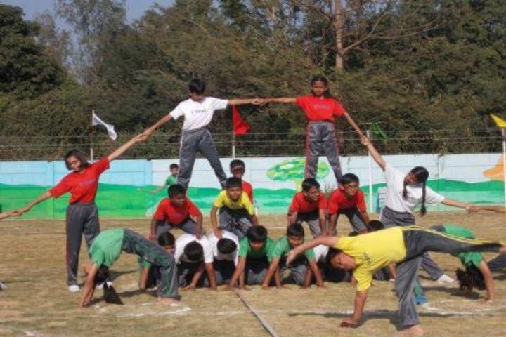 Podar World Schools-Sports Day