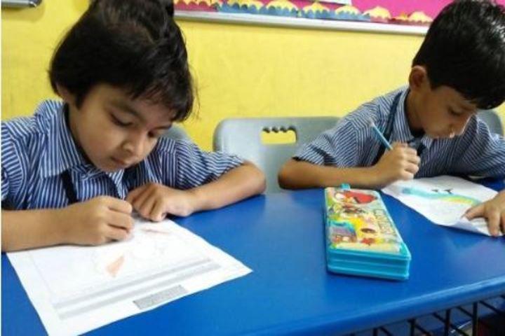 Podar World Schools-World Peace Day