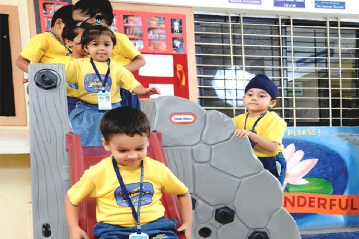 Podar World School-Kindergarten