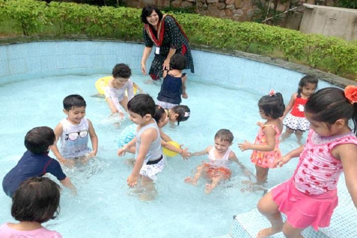 Podar World School-Swimming Pool