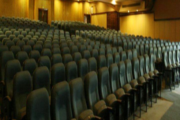 Prakash Higher Secondary School-Auditorium