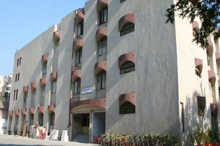 Prakash Higher Secondary School-Campus view