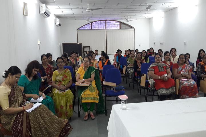 Prakash Higher Secondary School-Seminar hall