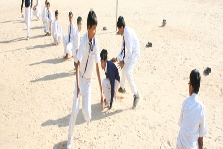 Prakash Higher Secondary School-Games