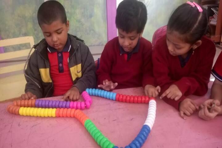 Puna International School-Activity