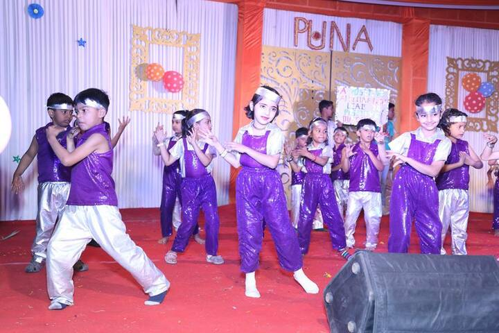 Puna International School-Dance
