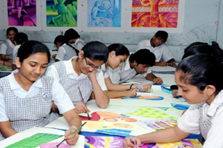 Rachana School-Reading Room