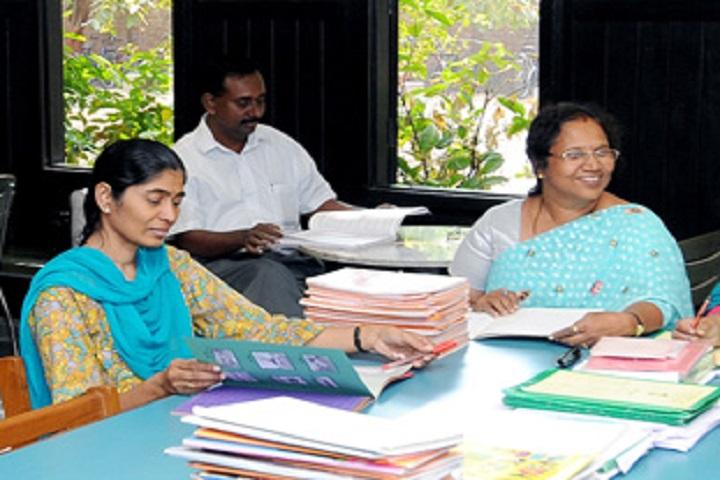 Rachana School-Staff Room