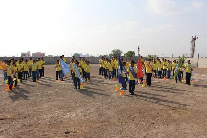 Radhika Educare School-Assembly