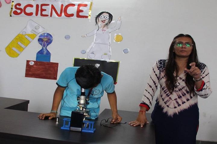 Radhika Educare School-Biology-Lab
