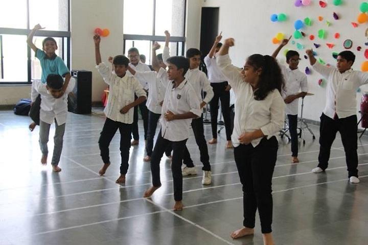 Radhika Educare School-Dance Room