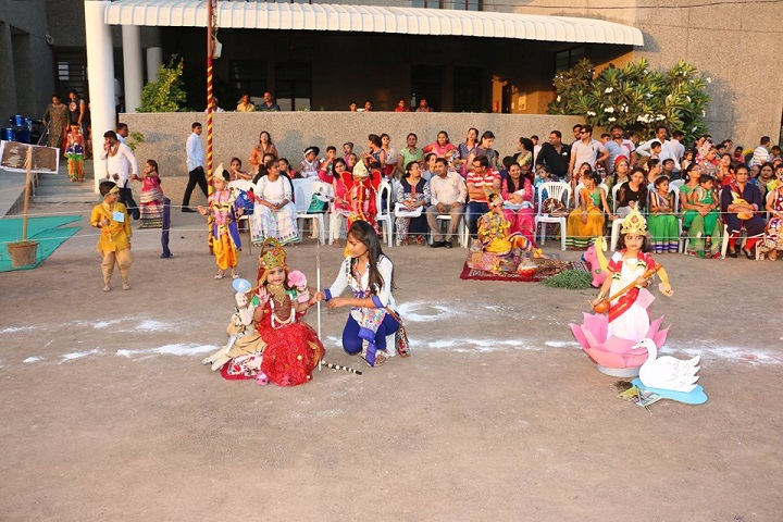 Radhika Educare School-Festivals