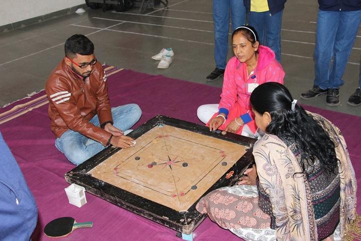 Radhika Educare School-Indoor Games