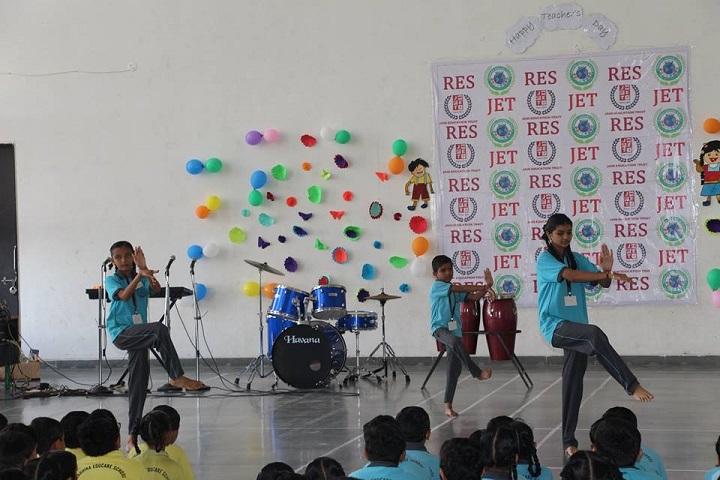 Radhika Educare School-Music Room