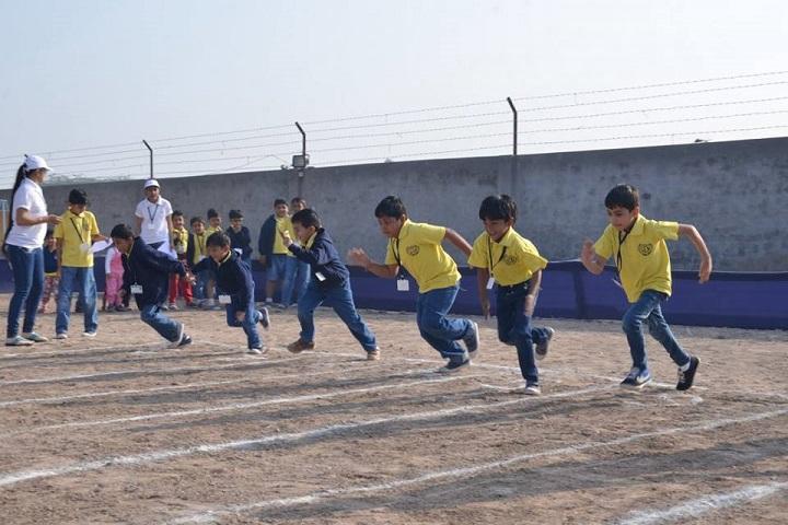 Radhika Educare School-Sports