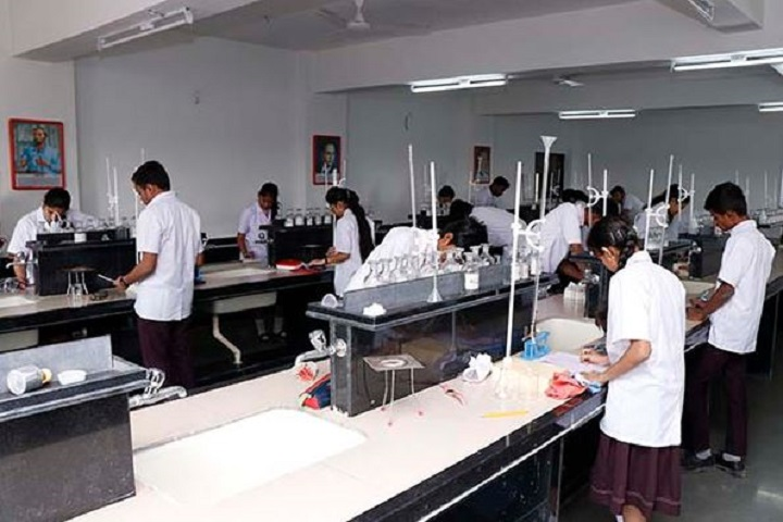 Radiant English Academy-Chemistry-Lab