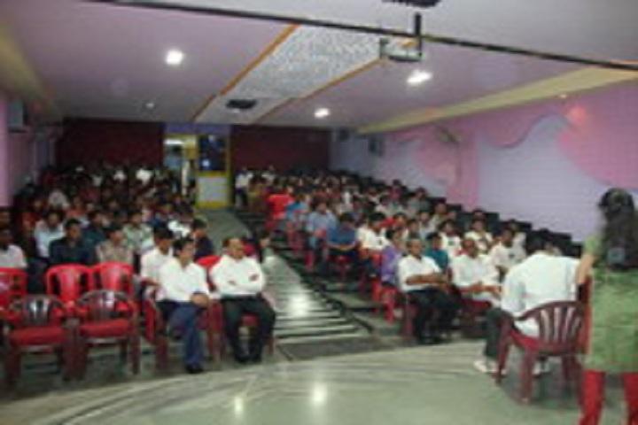 Radiant English Academy-Auditorium