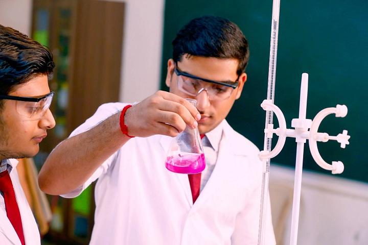 Radiant English Academy-Chemistry Lab
