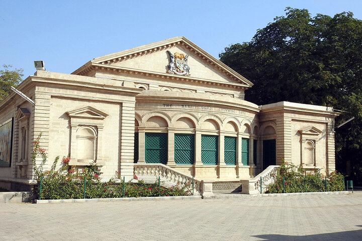 Rajkumar College-Building