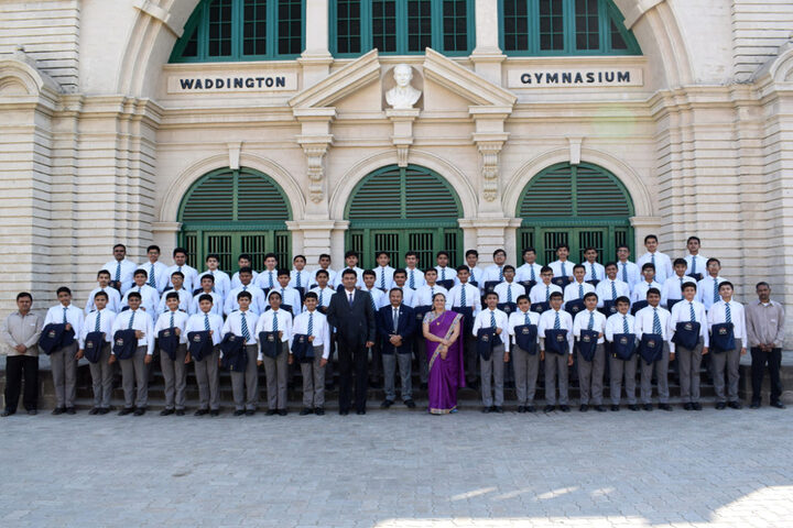Rajkumar College-Group Photo