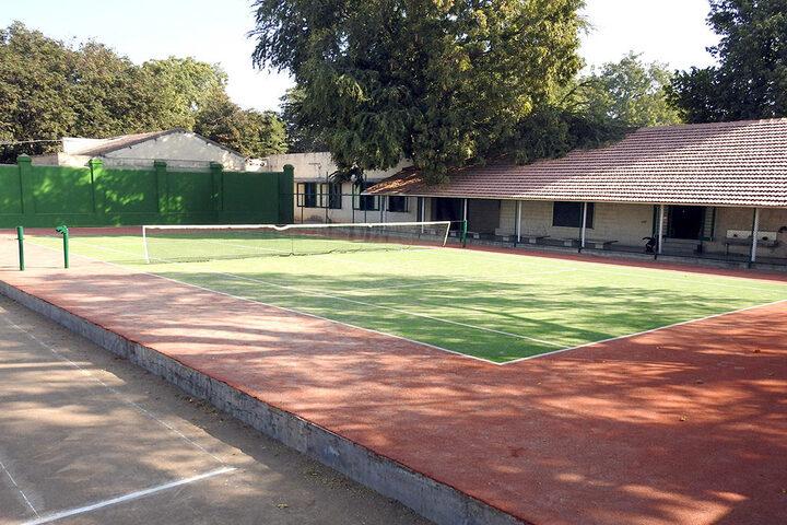 Rajkumar College-Play Ground