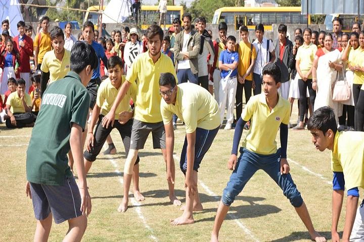 S D Jain Modern School-Sports