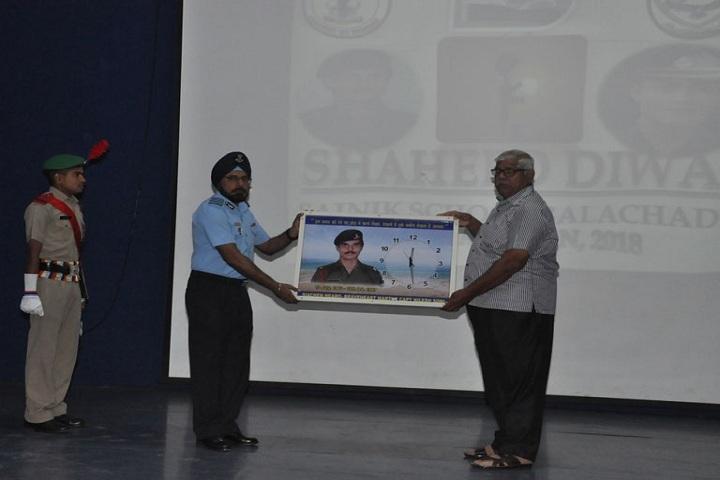 Sainik School-Martyrs Day