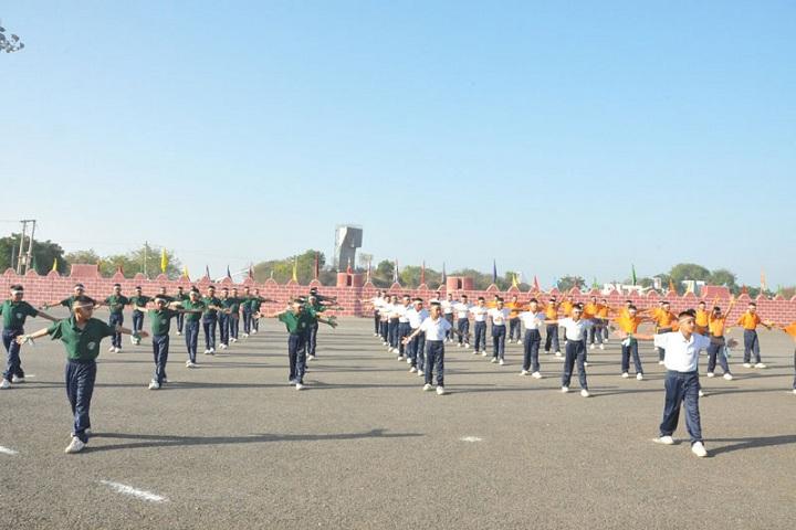 Sainik School-Republic Day