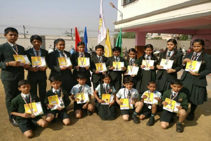 Samithi English Medium School-Awards
