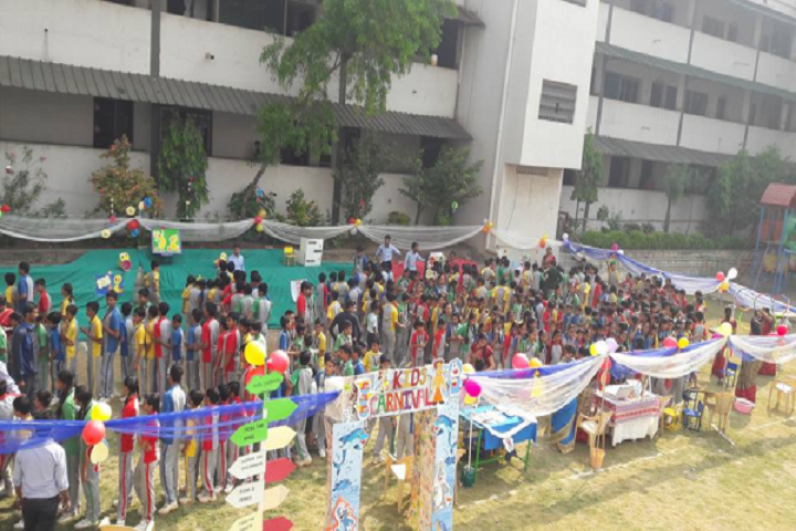 Samithi English Medium School-Carnival