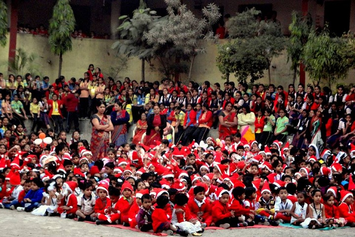 Samithi English Medium School-Christmas Celebrations