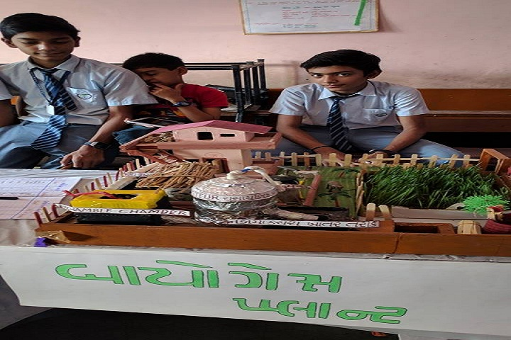 Samithi English Medium School-Student Project