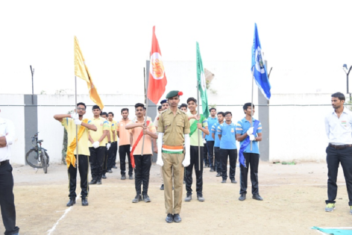 Samithi English Medium School-Republic Day