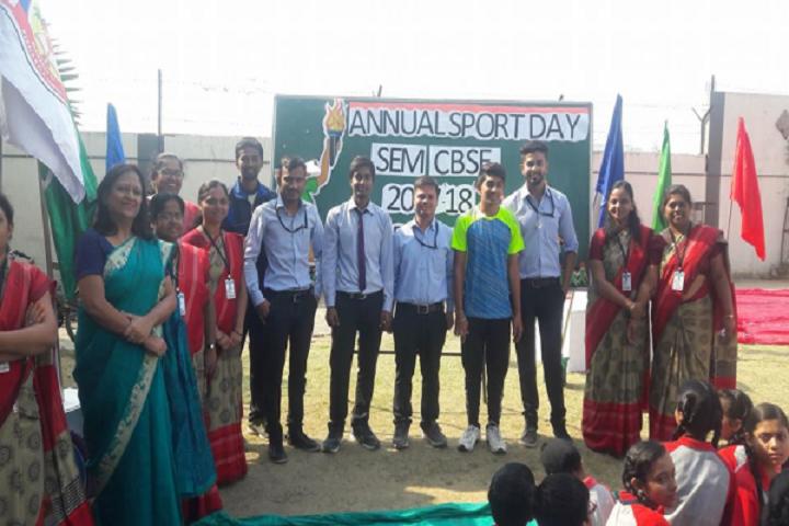 Samithi English Medium School-Sports Day