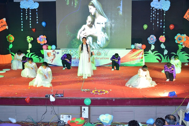 Sanskaar International School-Annual Day