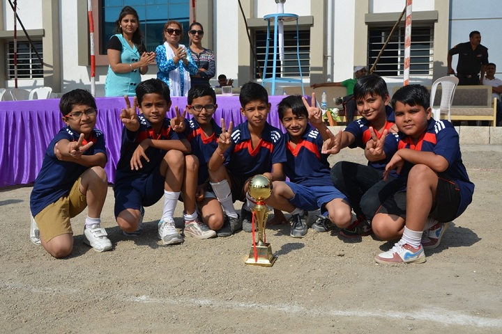 Sanskaar International School-Awards
