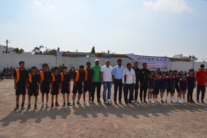 Sanskaar International School-Sports Day