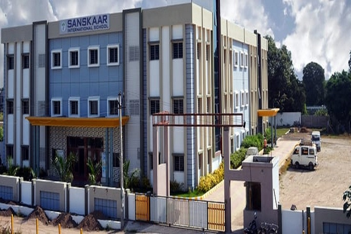 Sanskaar International School-School Building