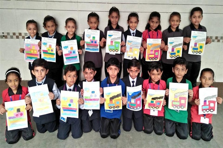 Sanskartirth Gyanpeeth-Drawing Competition
