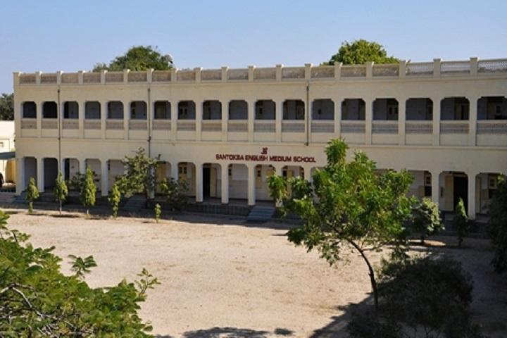 Santokba English Medium School-Campus View