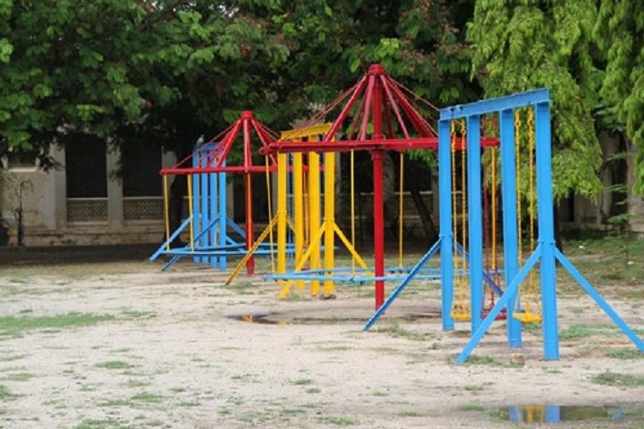 Santokba English Medium School-Kids Park