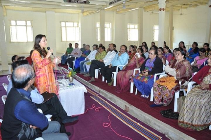 Santokba English Medium School-Staff Meeting