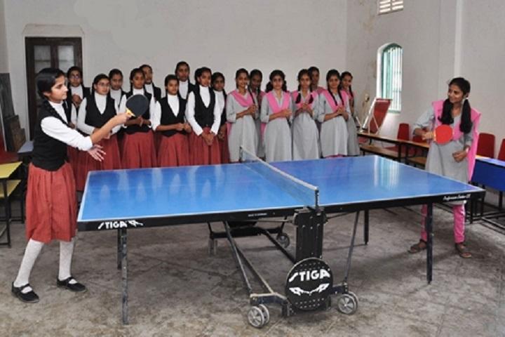 Santokba English Medium School-Table Tennis