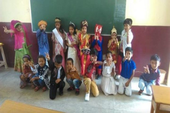 Sardar Patel Vidyalaya-Childrens Day
