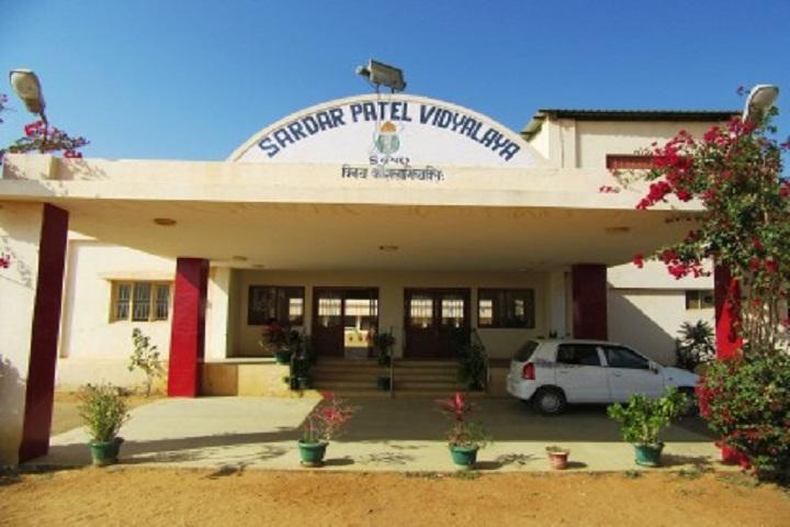 Sardar Patel Vidyalaya-School Building