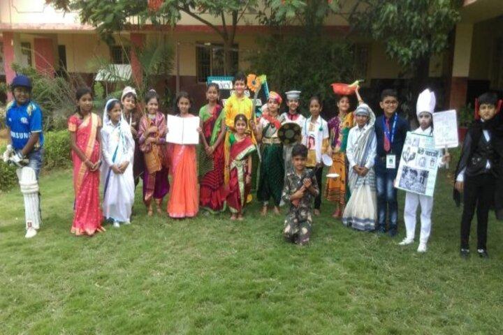 Sardar Patel Vidyalaya-Fancy Dress