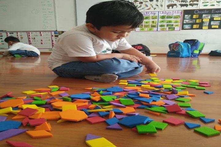 Sarojben Memorial International School-Activities